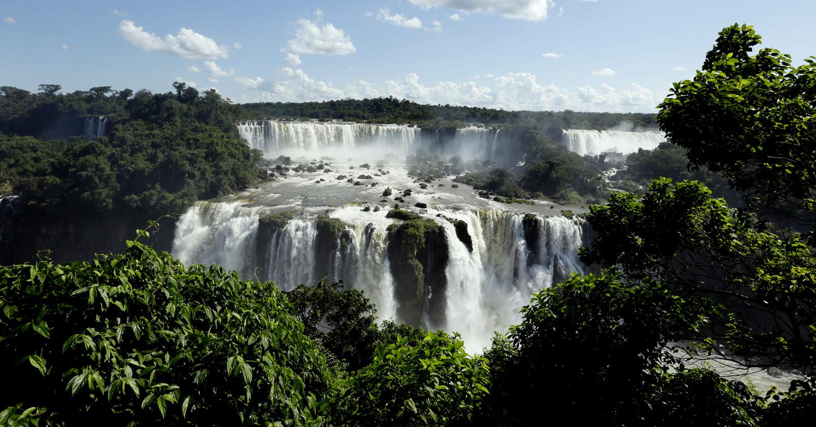 A Pilhagem da Água da América do Sul