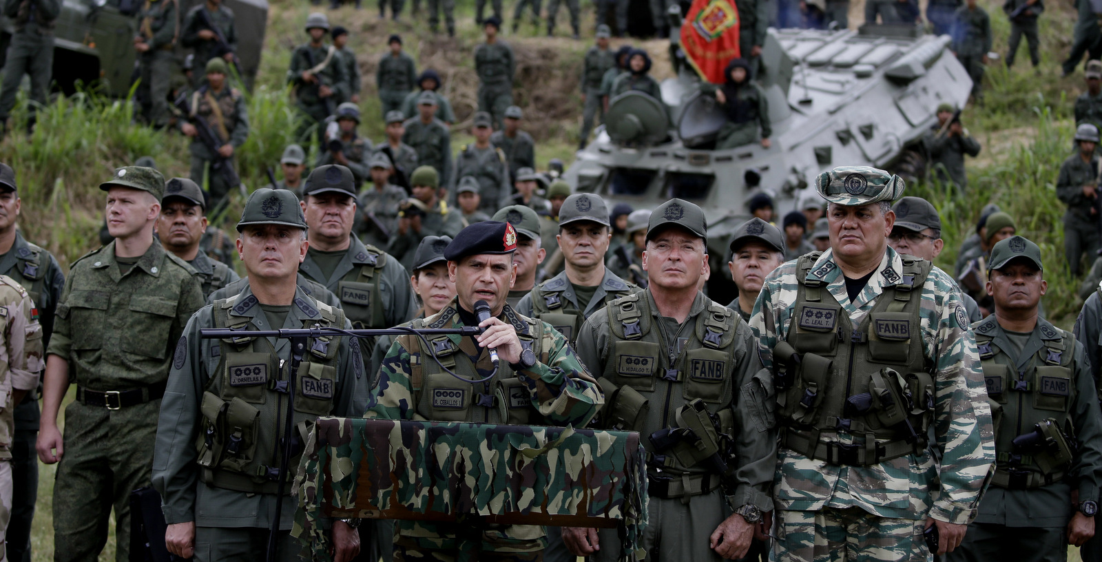 Both Venezuela and the US are Preparing for an Impending Conflict