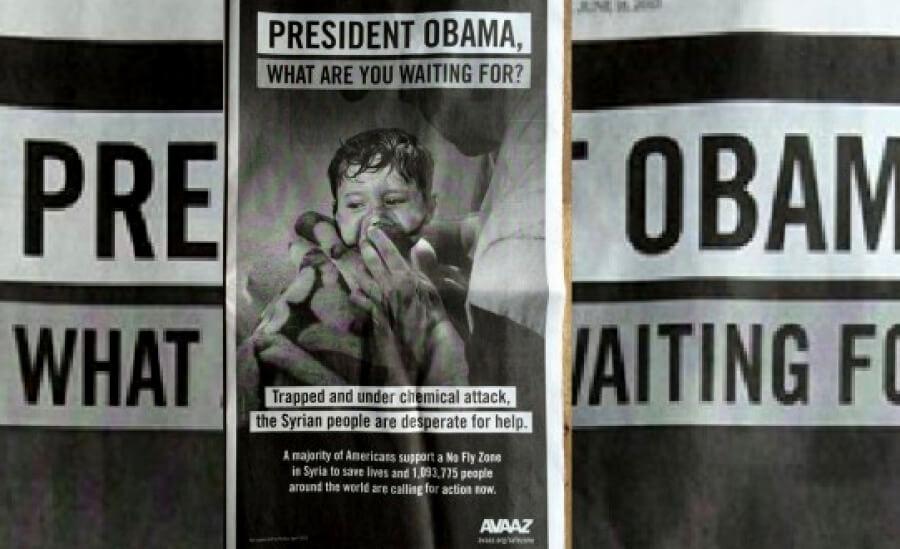Avaaz Syria