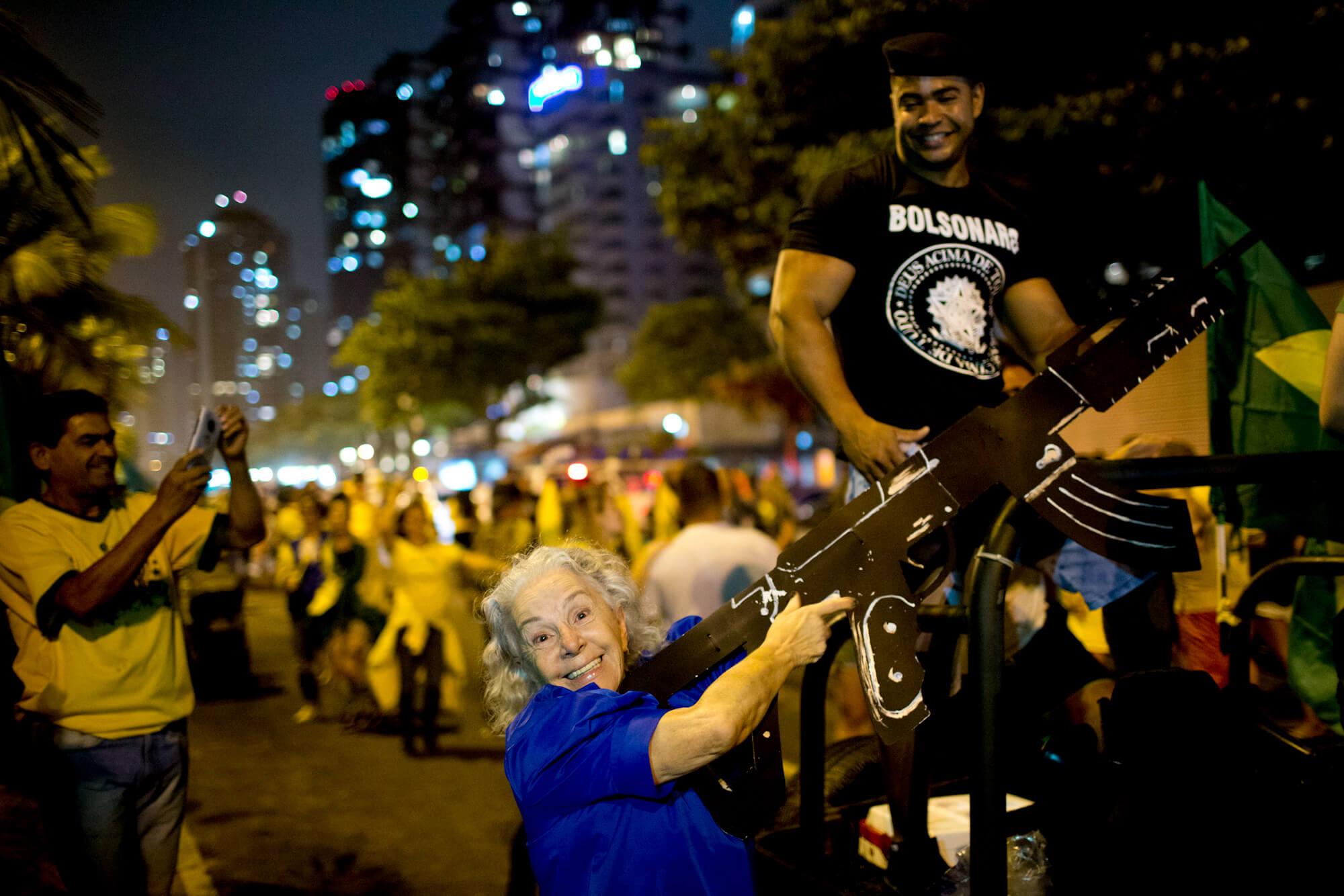 Brazil Elections Bolsonaro