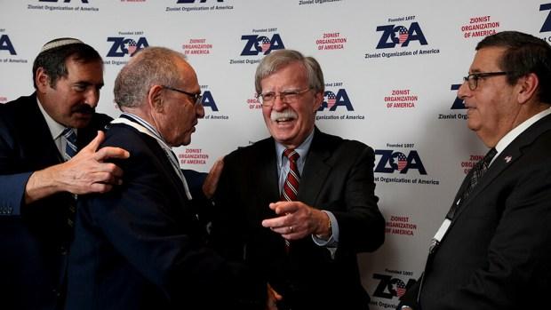 John Bolton | Zionist Organization of America