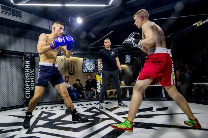 Rise Above Movement | Ukraine MMA