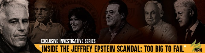 Epstein special coverage banner