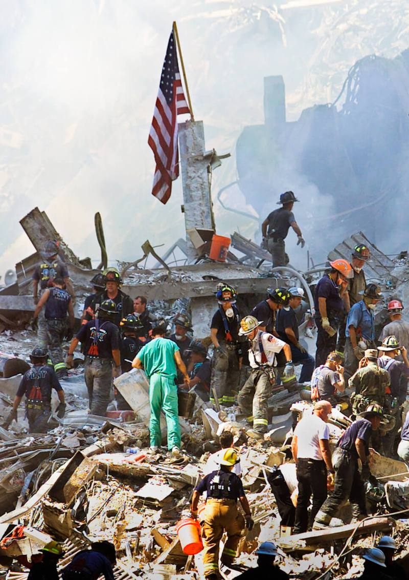 More US Citizens Questioning Official 9/11 Story As New Evidence Contradicts Official Narrative