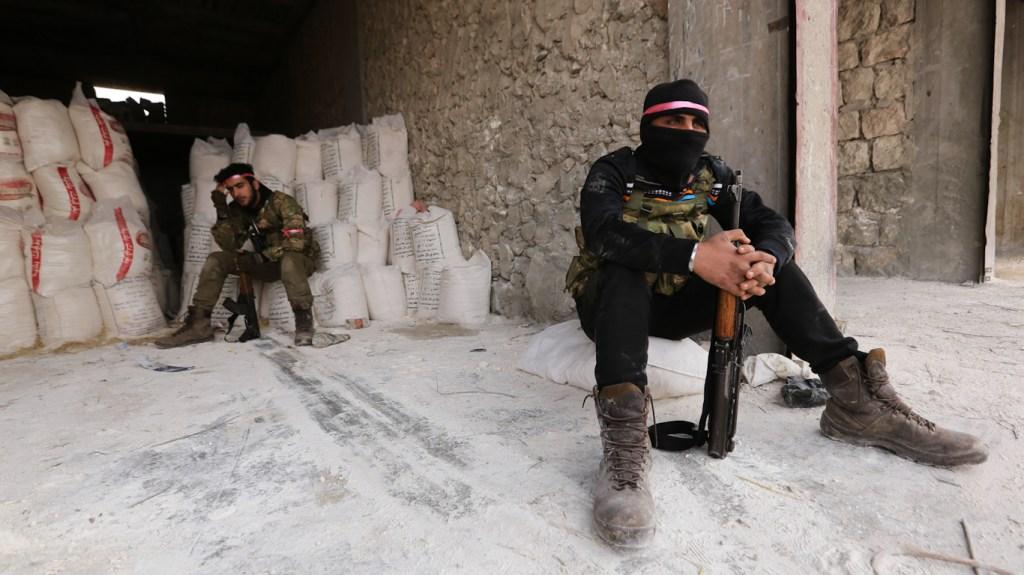 On trouve des empreintes de la France partout chez les groupes terroristes d'Idlib