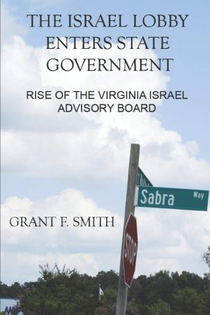 The Israel Lobby Enters State Government: Rise of the Virginia Israel Advisory Board