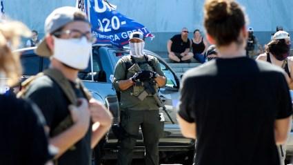 Civil Unrest Feature Photo