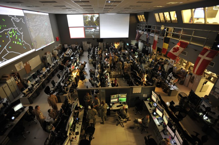 Combined Air Operations Center