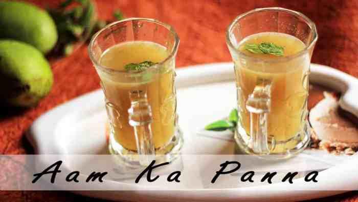 Aam Ka Panna