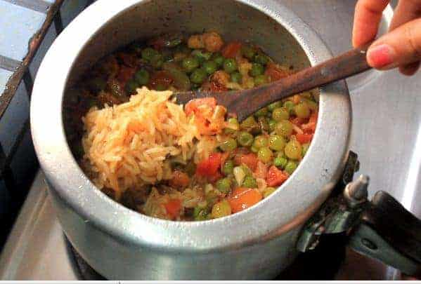 vegetable pulao11