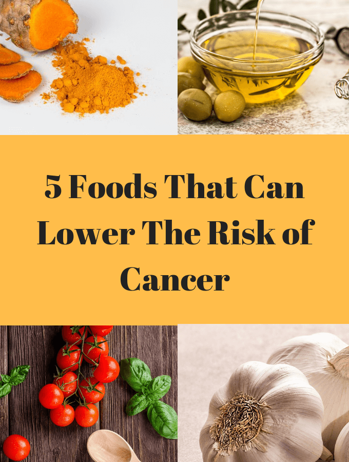 5 Foods That Could Lower Your Risk of Cancer