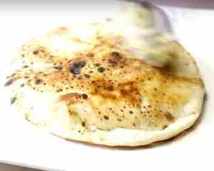 Cheese Garlic Kulcha