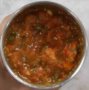 Chutney Chapati