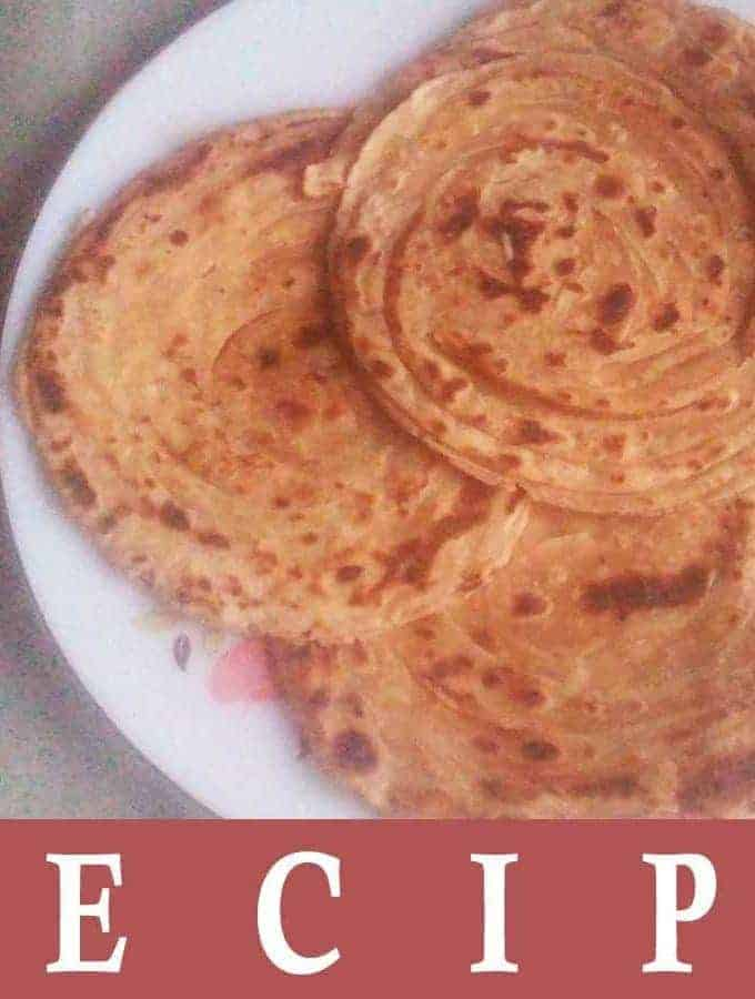 How To Make Laccha Paratha – Indian Recipe