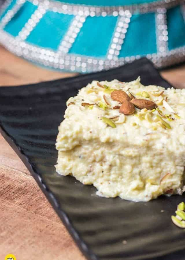 how to make sweet rice in hindi