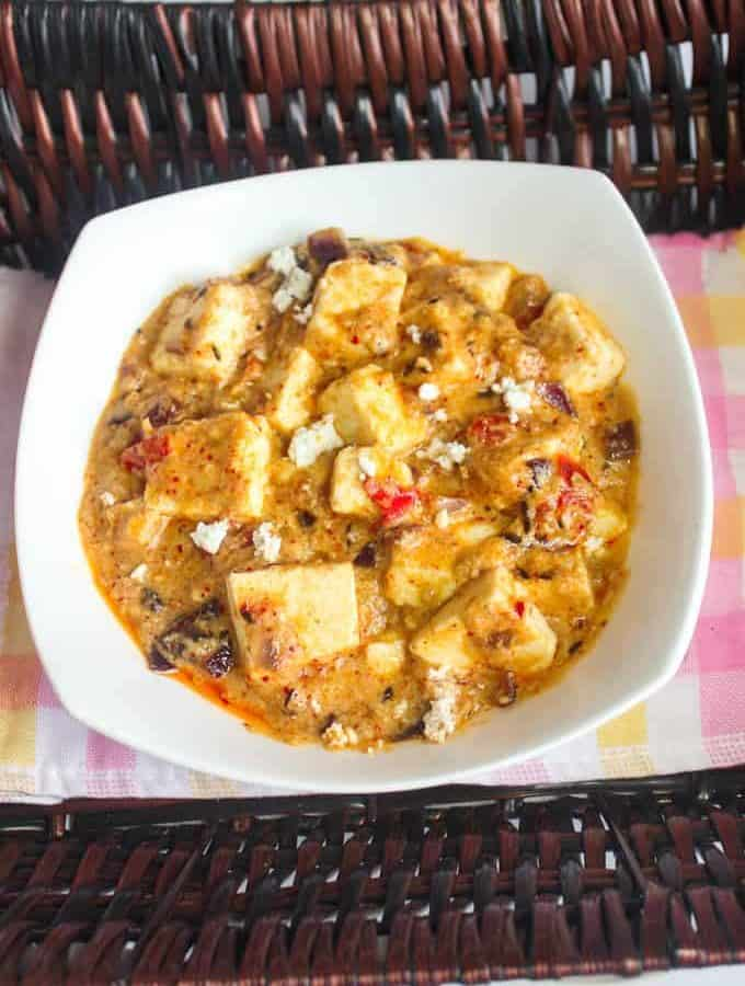 12+ Easy Paneer Recipes For Chapati & Rice