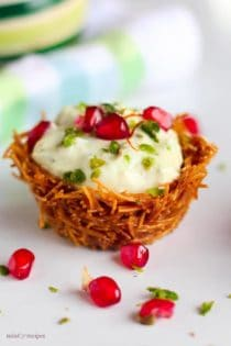 Vermicelli Shrikhand | Indian Sweets & Dessert Recipe
