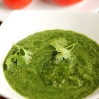 Green Chutney Recipe In 5 Minutes – Recipe For Sandwich And Chaat