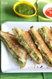 Veg Mayonnaise Sandwich Recipe| Breakfast recipe