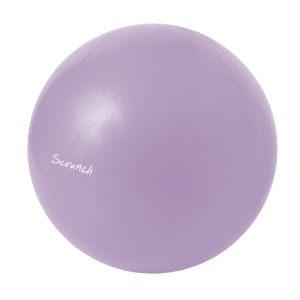 Scrunch ball lys lilla