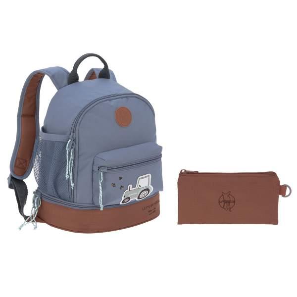 Lässig Mini Backpack Adventure - Traktor