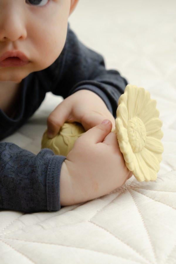 Natruba Rangle - Tusenfryd lysegul baby