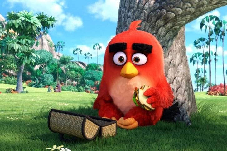 Angry Birds filmul