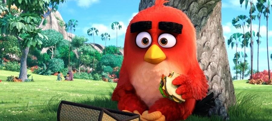 Urare de la Angry Birds. Angry Birds filmul.