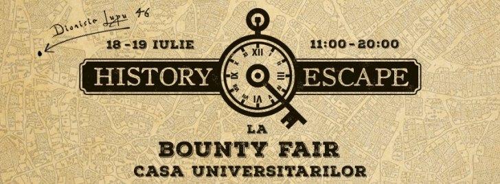 History Escape Bounty Fair