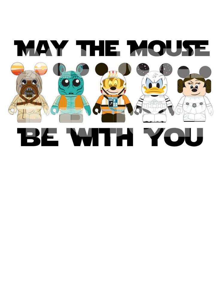 Mickey Mouse Star Wars