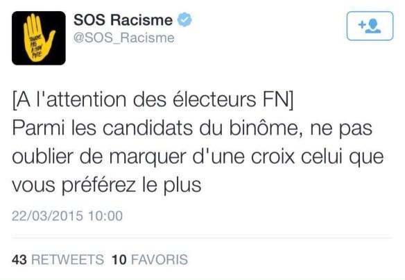 000 - SOS racisme