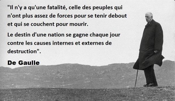 Avec Macron, la France est devenue un gigantesque foutoir !