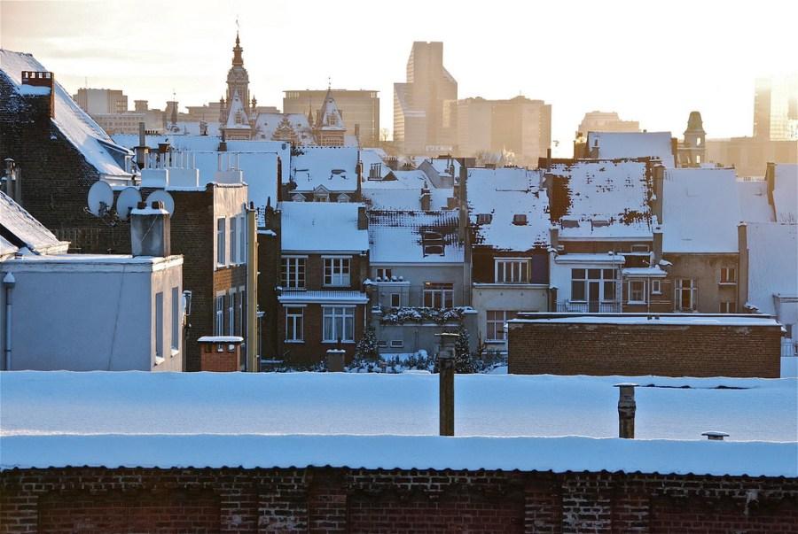 Les nevades són difícils de predir amb molta antelació. / Stephane Mignon