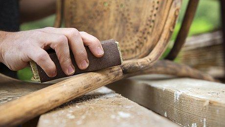 Renover Une Chaise Minutefacile Com