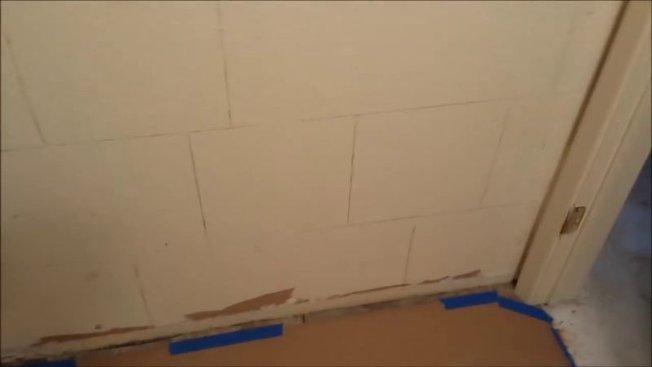 comment carreler les murs d une salle