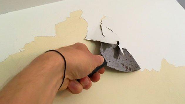 Comment dcaper la peinture des murs   Minutefacilecom