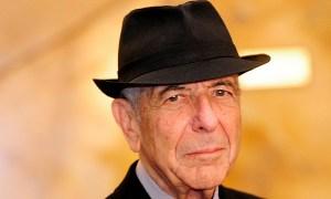 Décès de Leonard Cohen, musicien de légende