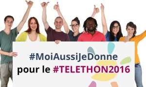 Téléthon 2016 : Trente d'heures de solidarité pour la recherche médicale