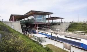 TGV drôme