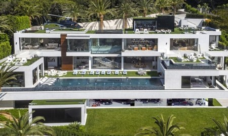 villa luxe États-Unis