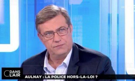Luc Poignant insulte police bamboula