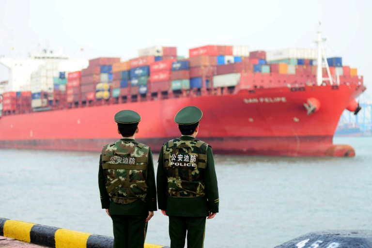 Fears of a trade war with the US have roiled markets in recent weeks