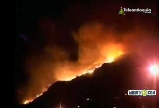 incendios 47 municipios de Antioquia en alerta por incendios forestales