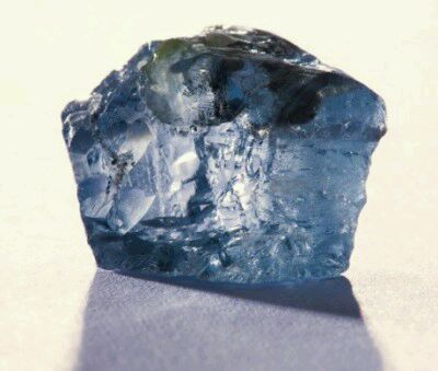 diamante azul Encuentran excepcional diamante azul de 29,6 quilates en Sudáfrica ¡Hermoso!