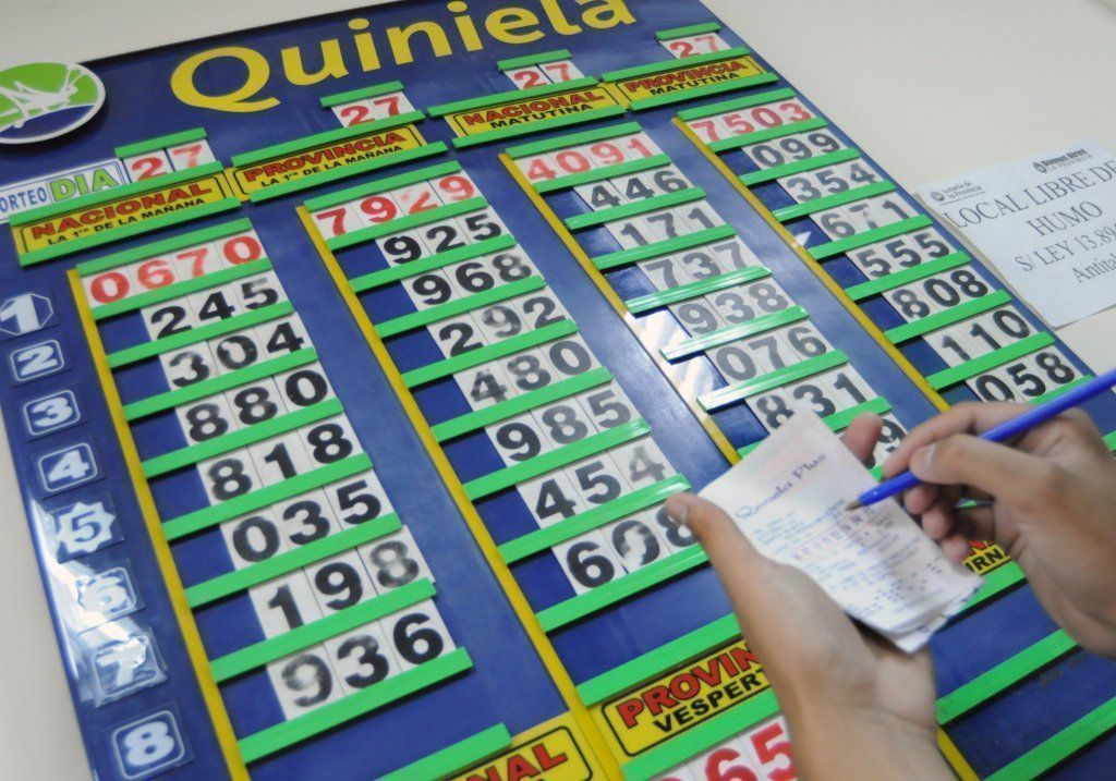 Vuelve la quiniela bonaerense: hoy a las 14 será el primer sorteo – MinutoBalcarce.com.ar