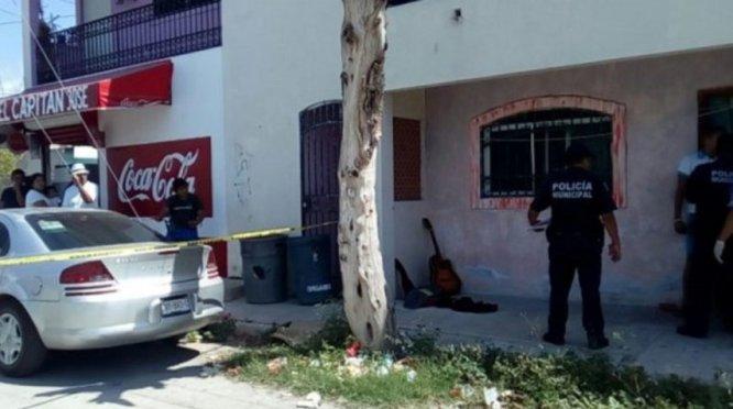 Casa donde encontraron a la argentina muerta