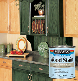 Minwax Water Based Wood Stain Voc
