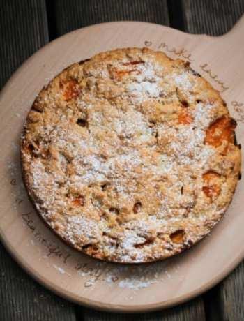 Aprikosen-Rührkuchen