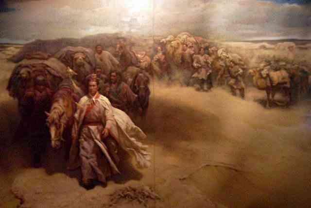 吐蕃人在西域 – 民族史