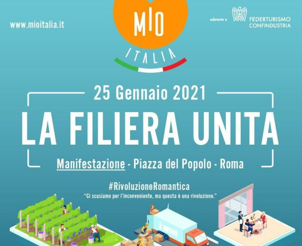 """Bianchini (MIO ITALIA): """"PORTIAMO A ROMA LA FILIERA UNITA PER CONTINUARE A SOPRAVVIVERE. SIAMO LA GRANDE BELLEZZA ITALIANA"""""""